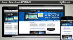 Responsive Website Trighton Multi Device